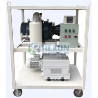 Transformer Vacuuming System for Power Transformer Oil Filling, Transformer Vacuum Pumping Set RNVS-300