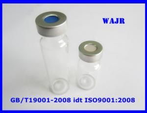China Aluminium Crimp Seals ND20 for Headspace Crimp Vials       100pcs/pack on sale