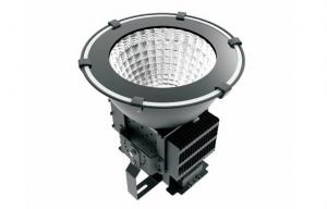 China 4000Lm LED High Bay Lighting 100W With Meanwell Power Supply on sale