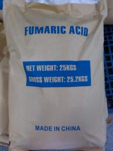 China fumaric acid on sale