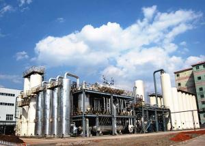 China PSA System Biogas Production Plant , Biogas Purification Plant For Gas Separation And Purification on sale