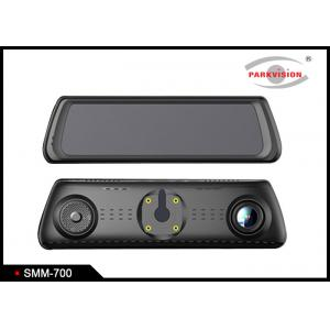 China Full Hd Wifi Dual Car Camera Android Dvr Video Recorder Gps Navigation Rearview Mirror Car Dvr Wifi 1080P on sale