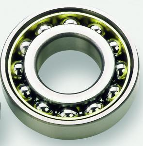 China carbon steel automobile agricultural 1 deep groove ball MR104ZZ / 634ZZ bearing on sale