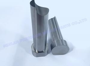 China Non - Standard Precision Molded Parts Die Casting Mould Core Pins With Cutting End on sale