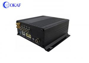 China 4 Channel Mobile DVR Camera Systems2 Mega Pixel High Definition Camera Input on sale
