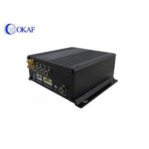 China 4 Channel Mobile DVR Camera Systems 2 Mega Pixel High Definition Camera Input on sale