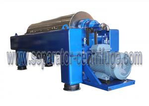 China New Designed Industrial Scale Drilling Mud Centrifuge with SS wet parts on sale