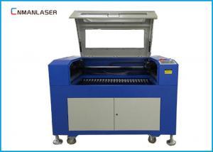 China 6090 Fabric Wood Paper Laser Cutter CO2 Laser Cutting Machine Price 100w 150w on sale