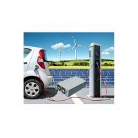 12KW Intelligent Electric Car Recharge Stations Small Volume 17A AC DC Charging