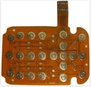 China PC Copper Film  Custom Flexible Printed Circuit Board For Instruments , Moisture Proof on sale