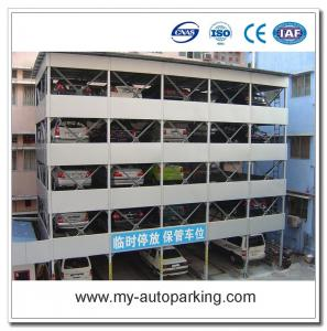 China Hot Sale! 2-9 Levels Multi-levels Automated Puzzle Parking Systems Solutions/ Automated Parking Technologies/Equipment on sale