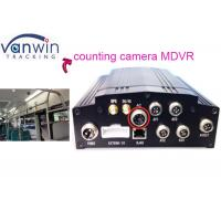 China Hard Driver Mobile Vehicle DVR 3G Bus Passenger Counting 8V - 36V on sale