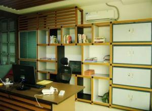 Modular Furniture Paper Bookshelf