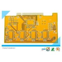 China 2 Layer Flexible PCB Board Copper FPC And Polyimide Material 0.5 - 3OZ on sale