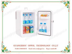 China OP-1109 Promotional Price Air Cooling Auto Defrost Portable Mini Car Fridge on sale