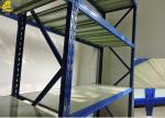 High Density Heavy Duty Steel Racks For Convenience Store / Supermarket