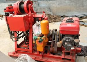 China Heavy Duty Soil Boring Machine , Geotechnical Drilling Equipment on sale