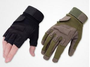 China shooting military gloves on sale