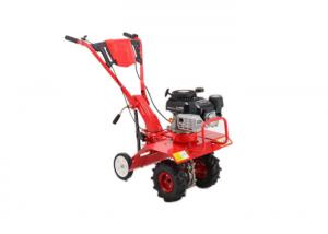 Gasoline Rotary Small Gas Powered Garden Tiller Front Tine