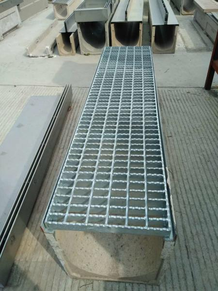 Channel Drainage For Patios: Polymer Channel, Polymer Concrete Drainage Channel