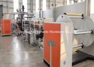 China 600KG/H PLA Degradable Plastic Board Production Line on sale