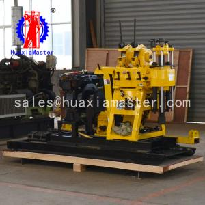 China Mobile Type HZ-200YY Hydraulic Water Well Drilling Rig On Sale on sale