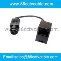 RJ-11E Cable Coupler to MINI DIN Cable