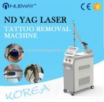 2018 best 1064/532nm Q Switch ND Yag Laser Tattoo Removal Machine with fda approval