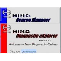 China Hino Bowie Diagnostic Tool on sale
