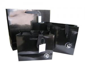 China paper bags gloss lamination on sale