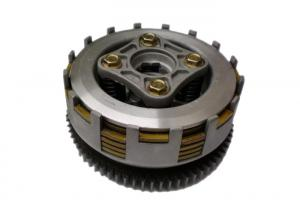 China OEM Motorcycle Clutch Plate , Aluminum Alloy And Iron CG125 Clutch Assy For Motors on sale