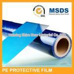 Cinta azul marino de la protección de los SS de la película protectora del acero inoxidable del rasguño anti