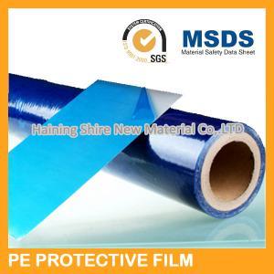 Cinta protectora azul marino de la película protectora del acero inoxidable para el polvo anti del metal
