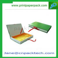 China Custom Printed Set-Up Paper Gift Box Folding Boxes Rigid Cardboard Boxes on sale