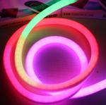 china factory 24V flexible pixel led neon strip light for outdoor and indoor decoration