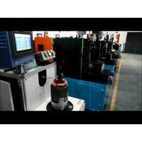 China Montaje de estator lateral de la máquina obligatoria de bobinas del cordón de la bobina de estator solo WIND-100-CL on sale