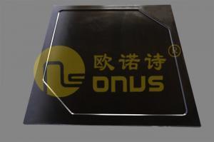China 1.0 Meter Epoxy Resin Lab Counters Laboratory Furniture Resist Heat on sale