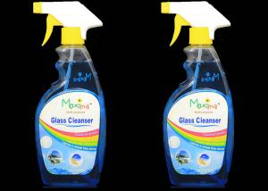 China Non Toxic All Purpose Household Cleaner For Glass / Table / Window / Car on sale