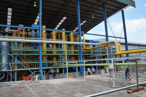 China Biomass Gasifier Power Generation Biomass Gasification Power Plant on sale