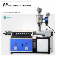 China Sinohs CE ISO SJ-65 PP Plastic Strapping Band Making Machine on sale