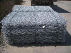 China Hot Dipped Galvanized Gabion Boxes Custom Sizes For Bridge Protection on sale