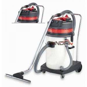 China 60L Heavy Duty Vacuum Cleaner , 2000W Power Industrial Vacuum Cleaner CE Certification on sale