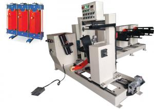 China Simple Three Layers Of Copper Or Aluminium Foil Winding Machine For Reactor on sale
