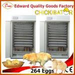 China CE Chicken Egg Incubator Machine Capacity 1056 eggs Small Egg Incubator For Chickens wholesale