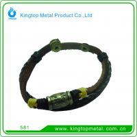 2013 fashion leather bracelet