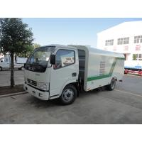 factory sale best price 4-10cbm Road Sweeper Truck for sale, hot sale cheaper price dongfeng 4*2 LHD street sweeper