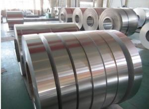 Quality Customized Dry Type Aluminum Sheet Coil For Transformer With Round Edge for sale