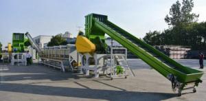 China reciclando a máquina plástica da peletização do pe dos pp on sale