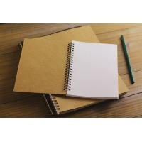 China plastic cover spiral notebook,spiral notepad;PP notebook,A5 spiral notebook on sale