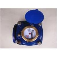 Cast Iron Cold  Flange Detachable Woltman Water Meter 50 Mm Dry Multiple
